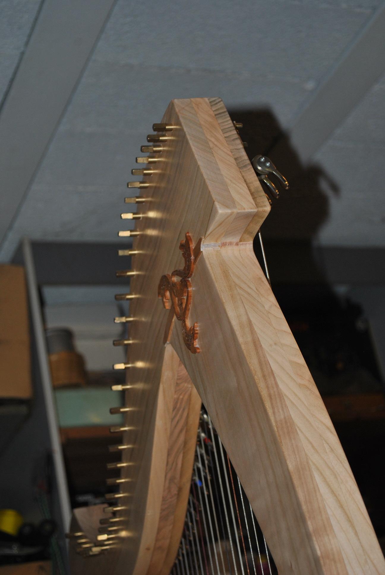 rencontres harpe celtique dinan