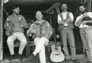 Dremmwel-1995- Dans la cabane de Yann La Rouille
