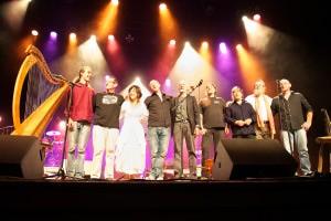 2011.05.21 Harpy Birthdeiz Dremmwel concert.