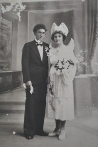Yves Tocquet et Anna Drouglazet